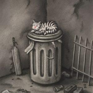 The Boss Cat – Original
