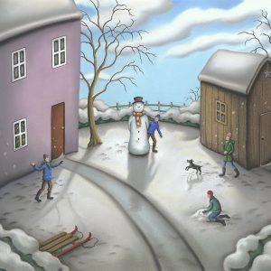 A Snowman's Story – Original